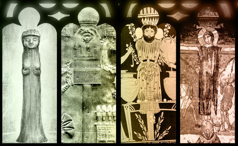 Ishtar-Osiris-Dionis-Jesus 2