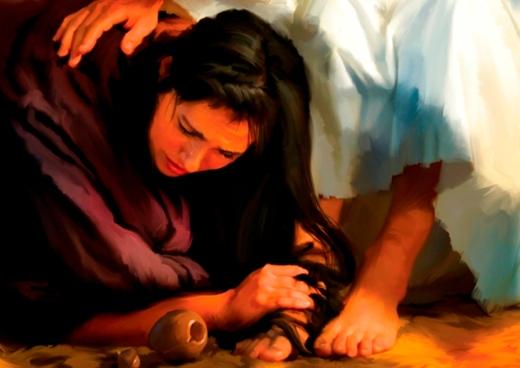 Resultado de imagen para Seis días antes de la Pascua, Jesús se fue a Betania, donde estaba Lázaro, a quien Jesús había resucitado de entre los muertos. Le dieron allí una cena. Marta servía y Lázaro era uno de los que estaban con Él a la mesa.